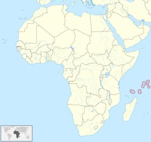 Seychelles AntWiki