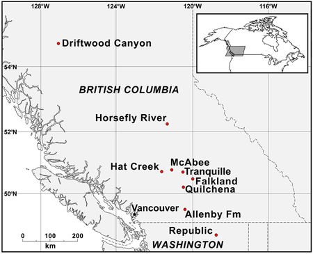 British Colombia fossil map (Archibald et al., 2018).jpg